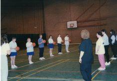 1997 Disability Netball Workshop, Gateshead, 5th July
