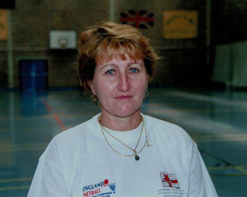 1999 Julie Hoornweg, England Coach