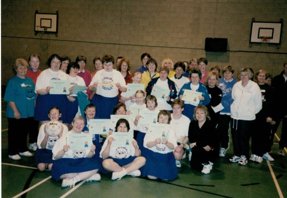 2000 Disability Workshop, Southfields, Leicestershire, 19th February