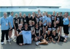 2006 Stockport & Reddish combined NCs win at Gt Manchester Youth Games, 1st July