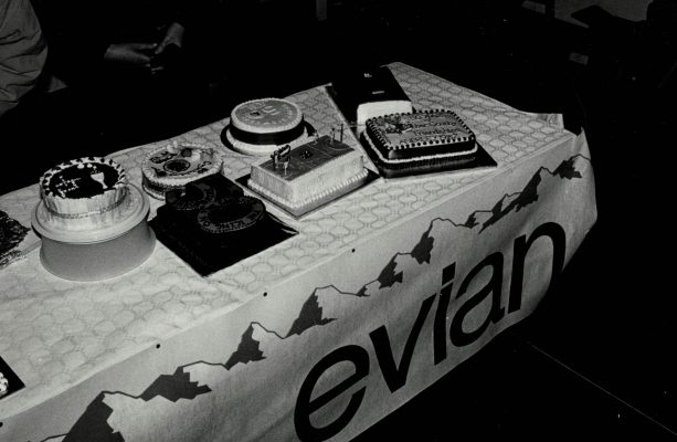 1976 50th Anniversary Cake Competition