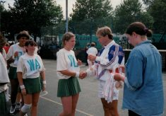 1995 Enfield Youth Games, Crystal Palace, 15th & 16th July