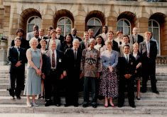 1997 Raising the Game Downing Street Luncheon