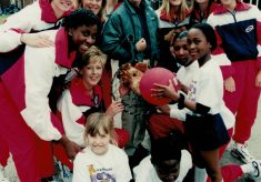 1996 Hoops for Health in London
