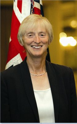 2016, 14th November Baroness Sue Campbell interview