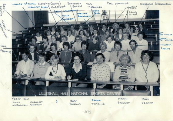 1975 Panel Umpires Conference, Lilleshall | Roger Price