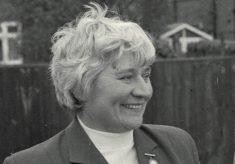 1993/1996 Lily McGurk, Chairman