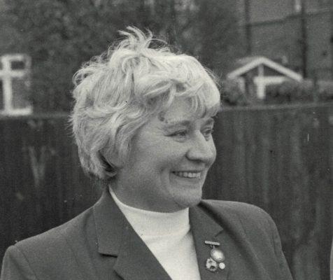Lily McGurk, Chairman 1993/1996