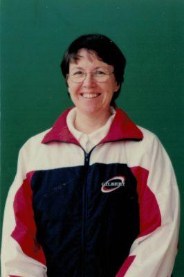 1996/1997 Gill Oliver - England Junior Coach